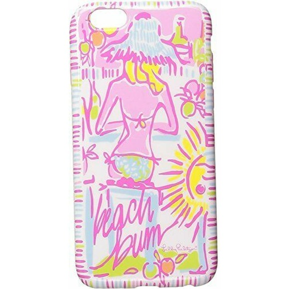 Lily Pulitzer Iphone Cell Case Skin Apple 6 / 6 S